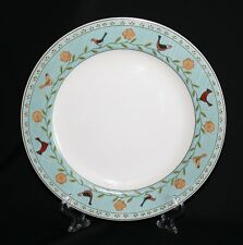 Sakura 'Birdhouse' Warren Kimble 2000 Genuine Stoneware dinnerplate