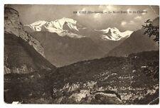 CPA 74 Haute-Savoie Giez