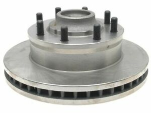 For 1987-1988 Chevrolet R30 Brake Rotor and Hub Assembly Front Raybestos 78218PF