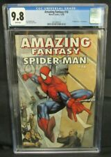 Amazing Fantasy #16 (1995) 1st Spider-Man Appearance Joey Pulaski CGC 9.8 CE124