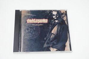 DAVID MORALES & THE BAD YARD CLUB THE PROGRAM PHCR-1204 JAPAN CD A13655