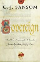 Sovereign (The Shardlake series) by Sansom, C. J. Hardback Book The Fast Free
