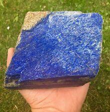 Lapis Lazuli Gemstone Crystal Mineral Display Specimen Rough Afghanistan