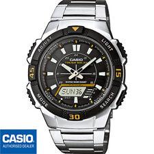 CASIO AQ-S800WD-1EVEF*AQ-S800WD-1E*ORIGINAL*ENVIO CERTIFICADO*TOUGH SOLAR*METAL