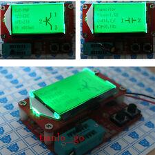 Mega328ESR Meter LCR lcd Transistor Tester Diode Triode Capacitance MOS PNP/NPN