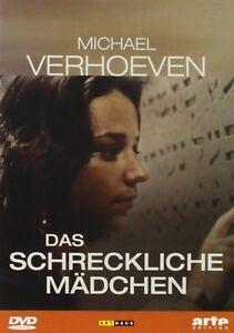 DVD DAS SCHRECKLICHE MÄDCHEN - MICHAEL VERHOEVEN - Drama (3. drittes Reich) *NEU