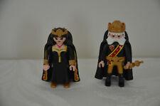 Playmobil Fantasy Castle 4591 Black Queen King Victorian