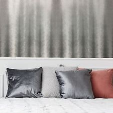 Sublime Silver Fur Textured Wallpaper