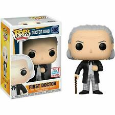 Funko Pop 508 Doctor Who First Doctor