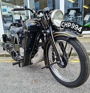 COVENTRY EAGLE PULLMAN 2 TWO SEATER - 1937 - BEAUTIFULLY RESTORED!