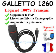 Câble interface GALLETTO 1260 - ECUSAFE  IMMOKILLER- MPPS - VAG COM