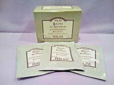 PERLIER SANDALWOOD FOAM BATH BAGNOSCHIUMA 15 x 20 ML.(300 ml.) OLD FORMULA RARE