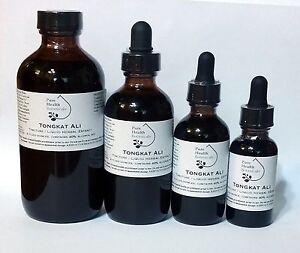 Tongkat Ali Tincture/Extract, Energy, Aphrodisiac, Highest Quality