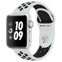 Apple Series 3 Nike+ GPS 42mm Smartwatch - Silver/Black