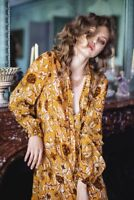 BNWT Spell Designs Etienne Maxi Dress Sienna - Size L