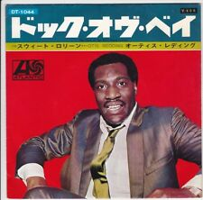 SP 45 TOURS OTIS REDDING THE DOCK OF THE BAY PRESSAGE JAPON ( japan ) DT 1044