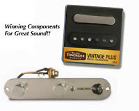 Telecaster Pickups and Harness Set - Tonerider TRT1