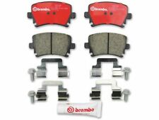 For 2006-2009 Audi A3 Quattro Brake Pad Set Rear Brembo 52738YS 2007 2008 Base