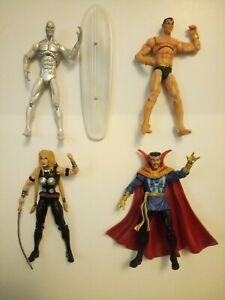 Marvel Universe The Defenders 3.75 Inch Action Figures Collection!