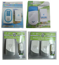 Wireless Chime Door Bell Doorbell Melody Remote control 32 Tune Songs Melody