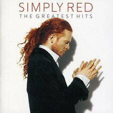 Simply Red Greatest Hits 19 Track 2015 MINT Original CD Album