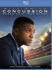 Concussion Blu-ray ~ ~ Will Smith Alec Baldwin Albert Brooks