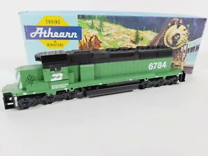 Athearn 4453 Burlington Northern EMD SD40-2 Dummy Train Engine Kit HO NEW