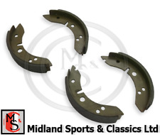 "GBS819AF - MG MIDGET & AH SPRITE 948cc & 1098cc - REAR BRAKE SHOES 7"" - SET OF 4"