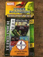 Dice Masters Kree Invasion Marvel 2018