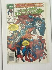 Amazing Spiderman issue 379. Carnage. Marvel Comics