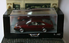 TOYOTA CELICA ST MK3 1983 METALLIC RED NEO 43778 1/43 RESIN MODEL ROUGE METAL