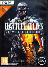 JEU PC DVD ROM../...BATTLEFIELD  3..../...LIMITED EDITION..