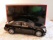 KYOSHO CADILLAC CTS 1:18 BLACK  ART. G001BK NEW