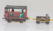 Bachmann Spectrum 16946, HO, Speeder & Cart