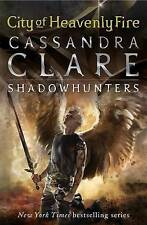City Of Heavenly Fire By Cassandra Clare -Shadowhunters