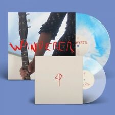 "Cat Power Wanderer, DELUXE SKY BLUE Vinyl LP Record w/ CLEAR 7"" & 24""x24"" POSTER"