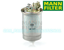 Mann Hummel OE Quality Replacement Fuel Filter WK 841