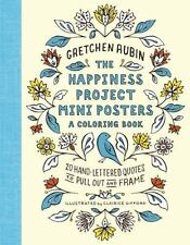 THE HAPPINESS PROJECT MINI POSTERS - RUBIN, GRETCHEN/ GIFFORD, CLAIRICE (ILT) -