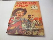 Cowboy Andy I Can Read It All By Myself Beginner Books by Edna Walker Chandler