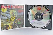 Iron Maiden Killers 1st UK pressing cd FAME EMI