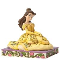 Disney Traditions Beauty and the Beast Be Kind Belle Figurine - Official