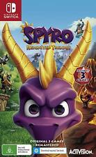 Spyro Reignited Trilogy - Nintendo Switch Brand New Sealed PREORDER