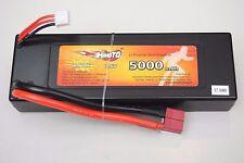 Paket Akku Li-Po HIMOTO 5000mAh 2S 7.4v 20c/40c Burst/PACK BATTERY HIMOTO