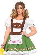 Leg Avenue Womens 2 Piece Edelweiss Lederhosen Oktoberfest Costume