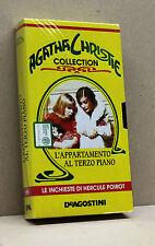 L'APPARTAMENTO AL TERZO PIANO (vhs, Agatha Christie Collection)