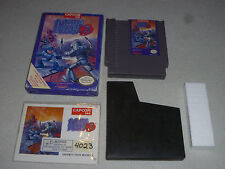 BOXED NINTENDO NES GAME MEGAMAN 3 RARE CAPCOM COMPLETE W BOX & MANUAL MEGA MAN