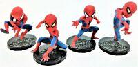 4 pack Spider-man Action Figure Set