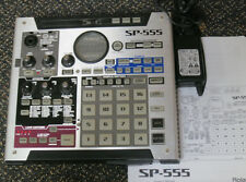 Roland SP-555 Dr. Sample Phrase SP555 Sampler sampling workstation!