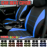13pcs 7 Seater Car Seat Cover Full Set Front Rear Protector SUV Van Universal