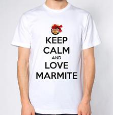 Keep Calm and Love Marmite T-Shirt